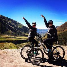 Andes Challenge mountain bike!