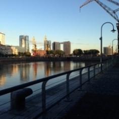riverside strolls