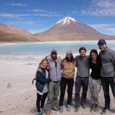 The crew, aqua lake