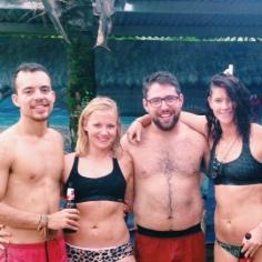 Quad crew